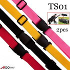 A99 Luggage Suitcase Packing Strap Belt Adjustable Quick Release Buckle 2pcs