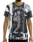 "RELIGION Clothing Herren T-Shirt Shirt ""DOMAIN IN YORE"" NEU UVP 60€"