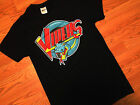 Retro Detroit Vipers Black T-Shirt Shirt  IHL Red Wing Hockey Snapback Jersey