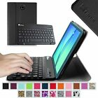 "Slim Bluetooth Keyboard Case Stand Cover for Samsung Galaxy Tab A 8.0"" SM-T350"