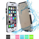 NEW Premium Waterproof Shockproof Case Cover For Apple iPhone 6 & iPhone 6 Plus