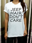 Jeep Hair Dope Geek Summer Street Rocker Womens T Shirt Tshirt Short Sleeve