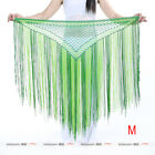 2013 Women's Sexy Belly Dance Costumes Dancing hip scarf wrap betl Fringes Color