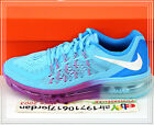 Nike Air Max 2015 GS Blue Fuchsia Clearwater White 705458-400 5y Youth 360