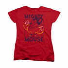 Mighy Mouse Break The Box Women's T-Shirt