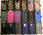 New Case Defender & Holster Belt Clip For Samsung Galaxy S5 Series