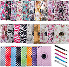 360 Rotating Stand Leather Case Smart Cover For iPad 2 3 4/Mini/Air 1/Air 2