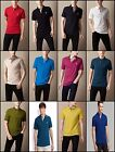 Burberry Brit mens short sleeve nova check placket polo shirt tshirt s,m,xl,3xl
