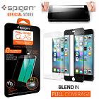 iPhone 6 Plus Screen Protector, Genuine Spigen Full Cover GUARD Glass for Apple
