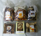Lux Pot Purri Pourri Gift Packs Vanilla White Musk Orange Coffee Creme Brulee