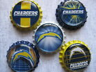 San Diego Chargers Scrapbooking Crafts Bottle Caps Set #2 - Badge Reels Magnets $5.99 USD on eBay