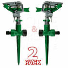IMPULSE SPRINKLERS GARDEN LAWN YARD GRASS WATERING SPRINKLER SPIKE WATER SPRAYER
