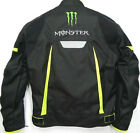 Motorcycle Motor Bike Safety Gear Reflective Summer Armored Jacket Free Shipping