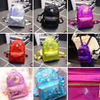 2015 New fashion Lady laser PU Ms. portable shoulder bag casual backpack bag