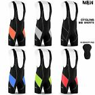 Mens Cycling Bib Shorts Hi-Density Padded MTB Bike Tights Legging All Sizes DBX