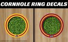 Cleveland Cavaliers Cornhole Ring Bag Toss Cast Vinyl Full Color HD Hole Decals! on eBay
