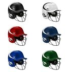Mizuno MVP G2 Fastpitch Softball Batting Helmet With Face Mask Colors Available