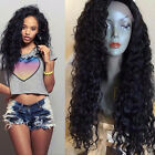 "New 14""~20"" Full Front/ Lace Wigs 100% Brazilian Remy Human Hair Hebe Curl"