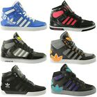 adidas Originals Hard Court Hi Boots~Basketball-Childrens Sizes-Boys-Trainers