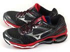 Mizuno Wave Creation 17 Cushioning Running Shoes Dark Grey/Silver/Red J1GC151803