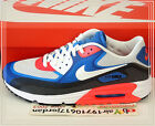Nike Air Max 90 Lunar90 C3.0 White Grey Blue 631744-004 US 8~12 Casual running