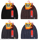 Heat Holder - Mens Thermal Lined Heat Weaver 3.4 Tog Winter Hat 4 Colours