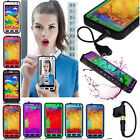 Choose Color Waterproof Dirt/Shock Proof Case Cover For Samsung Galaxy Note 3 US