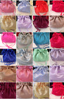 PEARL DETAIL DOLLY BAG BRIDAL BRIDESMAID FLOWER GIRL BNIP ASS. COL.*free samples