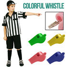 Emergency Survival Whistle Referees Sports Rugby Neck Cord School Pe Teacher NEW