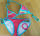 Billabong girl swimsuit swim suit bikini set 10-11-12 y BNWT