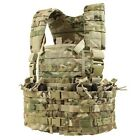 Condor CS-008 Multicam Tactical Modular Chest Rig MOLLE NIP