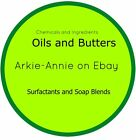 Isopropyl Myristate IPM Lotion and additives by Arkie-Annie 2 oz to 45 Lb Value!