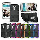 New Fashion Hybrid Hard & Soft Case Cover For All LG Optimus Phone