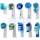 Toothbrush Heads for Braun Oral B Floss action Precision Sensitive Pul Sonic