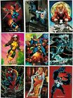 1992 MARVEL MASTERPIECES SERIES 1 SKYBOX Single Cards Complete Your Set #61-100