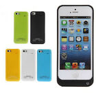Charger 4200mAh 5V Extended Battery Case Backup Power Bank Pack for iPhone5 5s/c