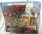Disney Cars 2 Ultimate Activity Kit Package Damage See Photos
