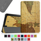Smart Shell Light Weight Case Stand Cover for AT&T Trek HD 8 inch 4G LTE Tablet