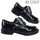 Smart Shoe Leather Cushion Formal Office Design Work Classic Party Dress Lace Up