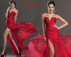 eDressit Hot Sale Stylish Ruched bodice Red Evening Dress UK8--20