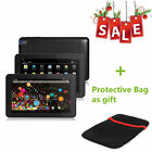 """9"""" Google Android 4.4 A33 Quad Core 16G Pad Dual Camera Wifi Bluetooth Tablet PC"""