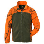 Pinewood Fleece Jacket Oviken Green/Realtree APB - Hunting Jacket