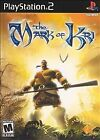 ☆☆THE MARK OF KRI ☆Sony PS2 Game☆ Playstation 2☆ Black Label [2002] ☆☆