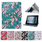 Ultra Leather Wallet Case Smart Cover Stand For Apple iPad 2 3 4/Air/Mini 1 2 3