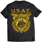 9301 USAC Lewis & Clark T-Shirt Event Horizon Horror Sphere Contact The Abyss