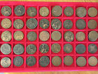 Selection Of Pennies, Victoria. Edward Vii. George Vi