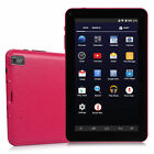 "9"" Tablet PC Android 4.4 KitKat Quad Core 16GB Dual Camera Wi-Fi Bluetooth Pad"
