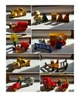 lego duplo  zoo van panther lion cub tiger elephant cow sheep pony trailer fence
