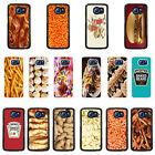 Food Snacks cover case for Samsung Galaxy Phone - G17