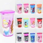 Disney / Marvel / Character Drinking Cup & Straw - 13 Designs